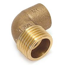 Cot 90 Fe x M - 4092 - fitinguri din cupru si bronz viega