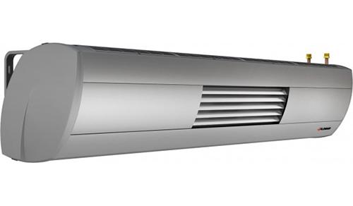ELIS DUO - Aeroterma - Perdea de aer - Flowair - depozite - spatii comerciale - perdea de aer montaj vertical - perdea de aer electrica - perdea de aer pe apa - perdea de aer incastrata