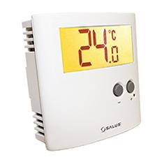 ERT30 - termostat ambiental neprogramabil - salus - automatizari pentru incalzirea prin pardoseala