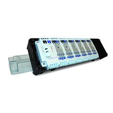 KL06 - centru de comanda pentru 6 zone - sisteme cu fir - termostate - automatizari pentru incalzirea prin pardoseala salus