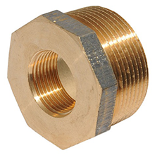 Reductie Fe x Fi bronz - 3241 - fitinguri din cupru si bronz viega
