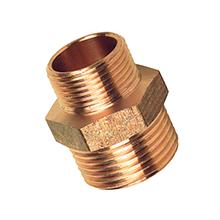Niplu redus bronz - 3245 - fitinguri din cupru si bronz viega