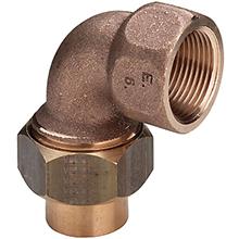 Cot olandez Fi x M - 4096G - fitinguri din cupru si bronz viega