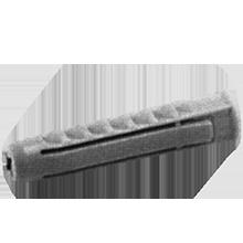 Diblu din plastic SX - accesorii fixare caddy