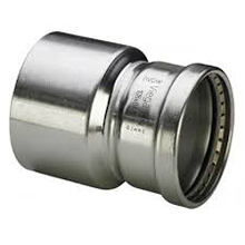 Mufa redusa TM - 2315.1XL - viega sanpress inox - tevi si fitinguri cu imbinare prin presare