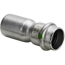 Mufa redusa TM - 2315.1 - viega sanpress inox - tevi si fitinguri cu imbinare prin presare