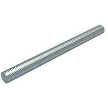 Tija filetata zincata 4.6 - accesorii pentru fixare caddy
