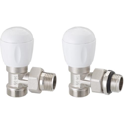 "Robinet termostatic coltar FULL cu Fi ½"" - 01350760 Emmeti - robineti pentru radiatoare - technova - technova invest"