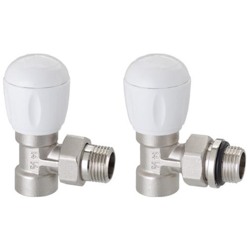 "Robinet termostatic coltar FULL cu Fi ½"" - 01350764 Emmeti - robineti pentru radiatoare - technova - technova invest"