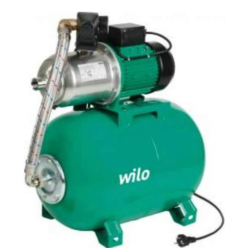 Statie de alimentare cu apa autoamorsanta - Wilo-Jet HWJ