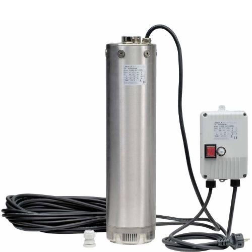 """Pompa submersibila 5"""" din otel inoxidabil, multietajata - Wilo-Sub TWI 5/TWI 5-SE"""