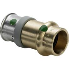 Mufa bronz - 4713 - Tevi PEX-AL-PEX si fitinguri imbinare prin presare VIEGA PEXFIT PRO - Technova