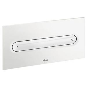 Clapeta de actionare Visign for Style 11 - 597108 - alb alpin, cromat, cromat mat, finisaj inox, module pentru montaj ingropat Viega