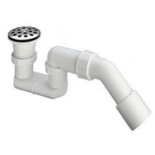 Varioplex - sifon pentru cadite de dus cu sita - 312121 - Viega - Sifoane pentru cazi de baie si cadite de dus