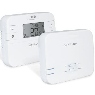 Termostat programabil SALUS cu radio comanda RT510RF