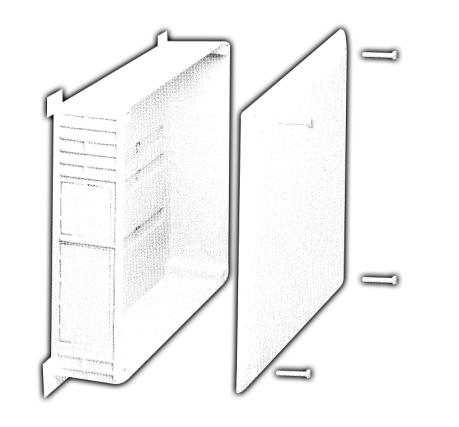 Cutii de incastrare distribuitoare - Distribuitoare incalzire cu radiatoare Jurgen Schlosser