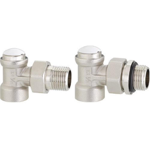"Robinet retur coltar FULL cu Fi ½"" - Emmeti 01350722 - robineti pentru radiatoare - technova - technova invest"
