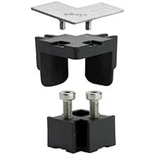 Advanix Vario - Set de accesorii pentru Advantix Vario - 711788 - Viega - Sifoane si rigole