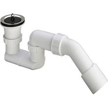 Varioplex - sifon pentru cadite de dus cu dop - 312138 - Viega - Sifoane pentru cazi de baie si cadite de dus