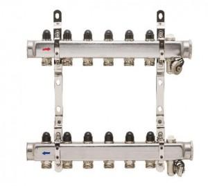 Distribuitor pentru circuite de incalzire cu radiatoare Jurgen Schlosser