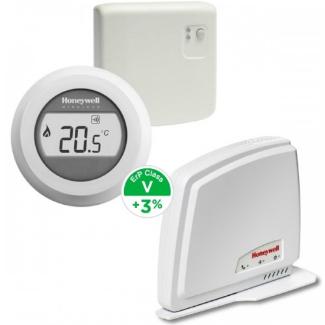 Termostat de ambient electronic, fara fir Y87RFC – Round – Y87RFC2074 - Honeywell