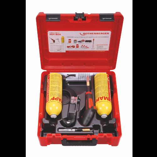 Set Arzator Super Fire 4 - Rothenberger - premii - Technova Invest - Campanie cu premii - Premii care muncesc pentru tine - campanie fidelizare instalatori